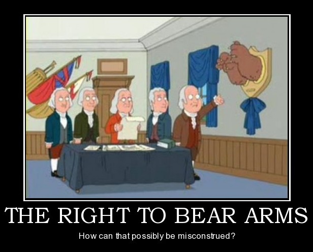bear arms the right to bear arms meme research discussion know your meme,The Right To Bear Arms Meme
