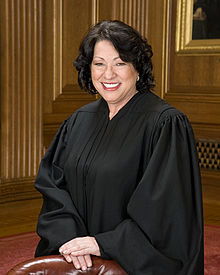 Associate Supreme Court Justice, Sonia Sotomayor