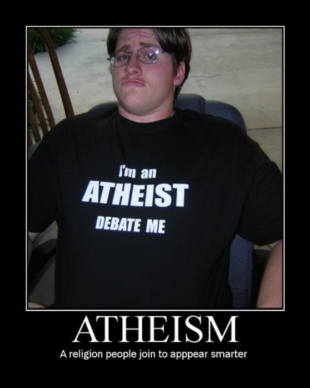 atheism-a-religion-people-join-to-appear-smarter