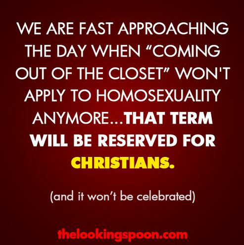 christian closet