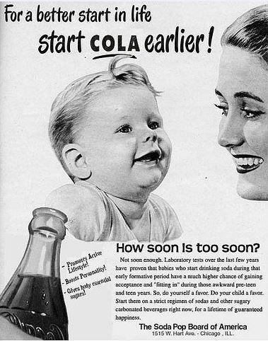 mom cola