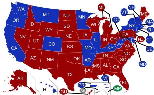 state govs 2013