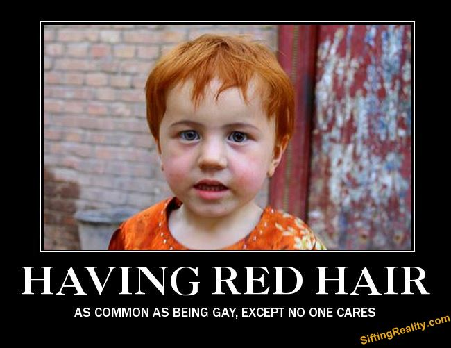 red hair gay