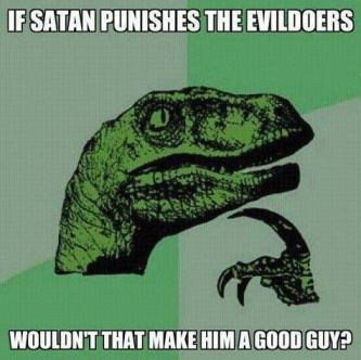 good guy satan
