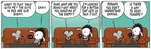 Pearls Before Swine, copyright Stephan Pastis